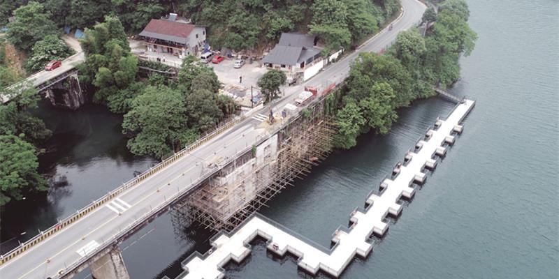 桥梁加固 保安全