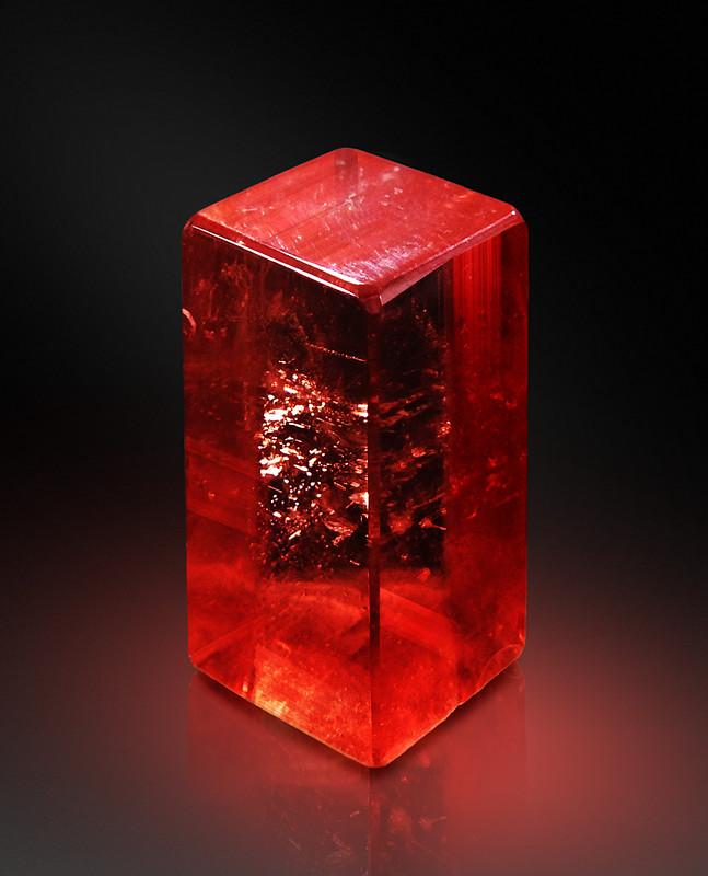 菱锰矿单晶