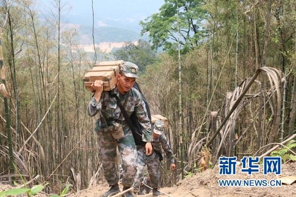 「扫雷群」从士兵到英雄——记陆军某扫雷排爆大队英雄战士杜富国