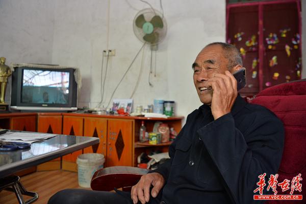 """【扶贫风信子】安化县长赵村:从""""满山找信号""""到""""在家用光纤"""""""