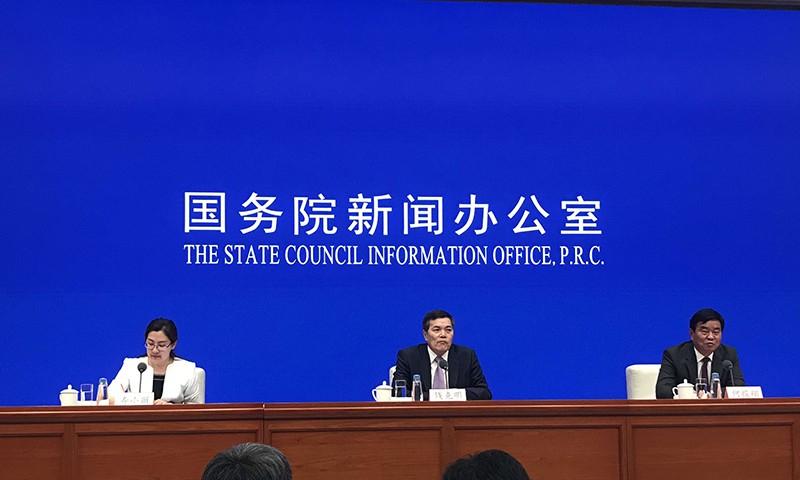 国新办就中国与非洲国家经贸合作及首届中国—非洲经贸博览会有关情况举行发布会