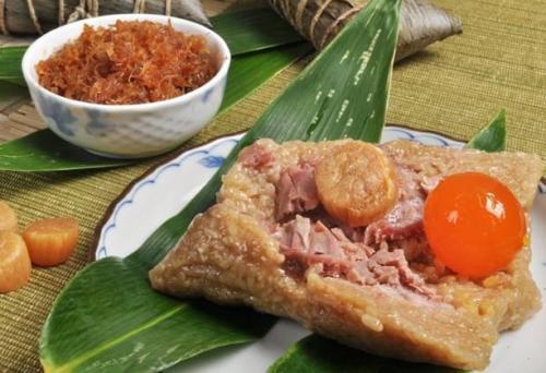明日端午 |营养师支招5条建议 让你放心吃粽子!