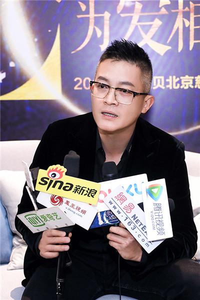 杨志刚张子健牛北壬马赫出席慈善晚宴 为公益助力