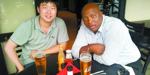 【湘约非洲】最好的帮手 成了真心的朋友