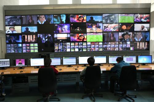 非洲国家广播电视数字化整体转换方案:让非洲朋友观看到数字化电视