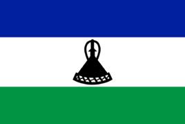"""莱索托:""""高山王国"""""""