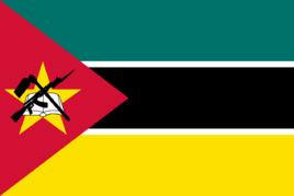 """莫桑比克:""""热带天堂"""""""