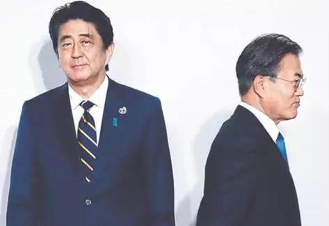 突然发动制裁 日本上百种制裁措施对准韩国?