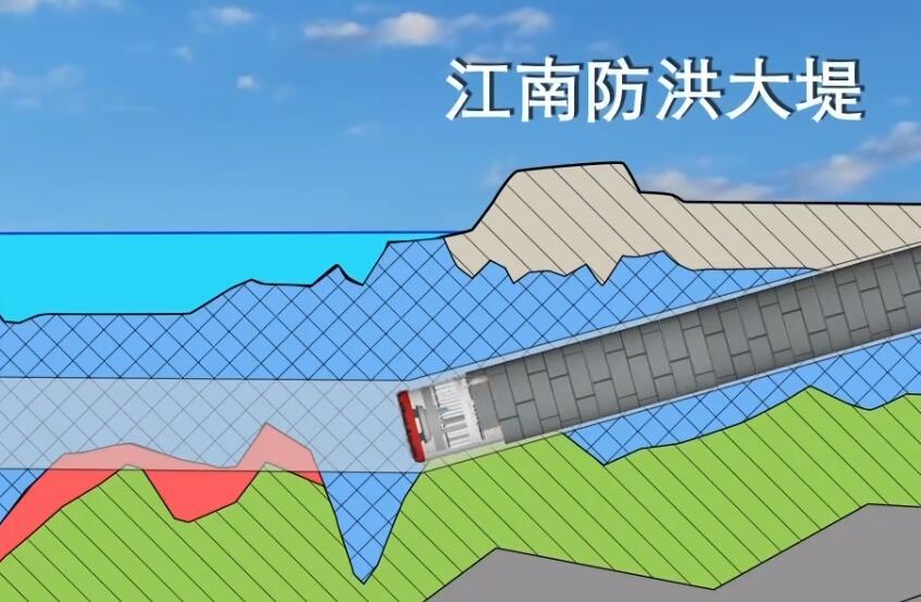 常德沅江隧道今天贯通 系湖南最大水下盾构隧道