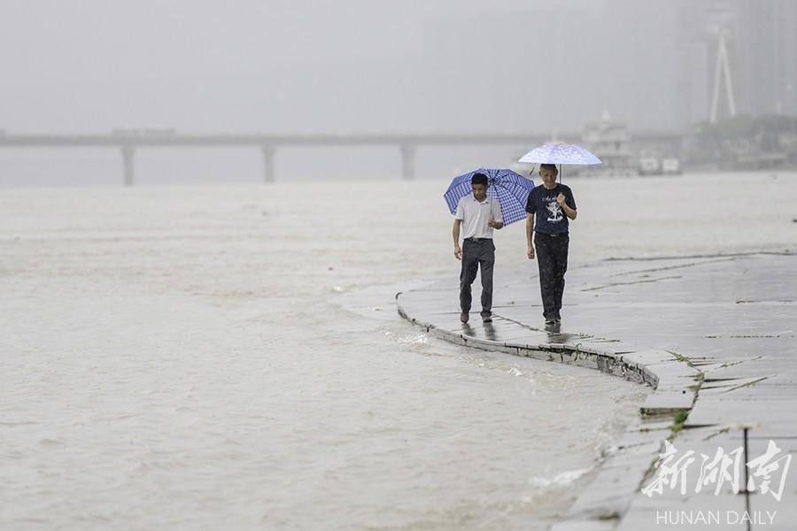 湖南迎来入汛最强降雨