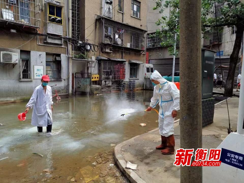 市疾控中心告诉你如何保障灾后饮水安全