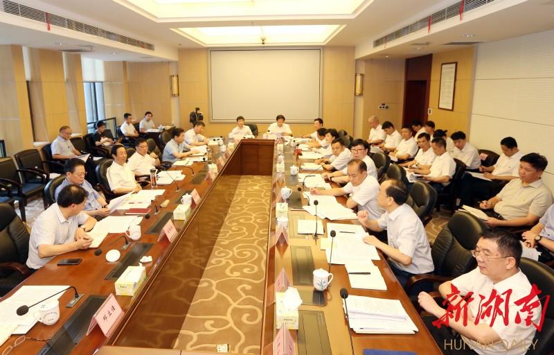 许达哲在省住建厅调研 强调推动住建事业高质量发展