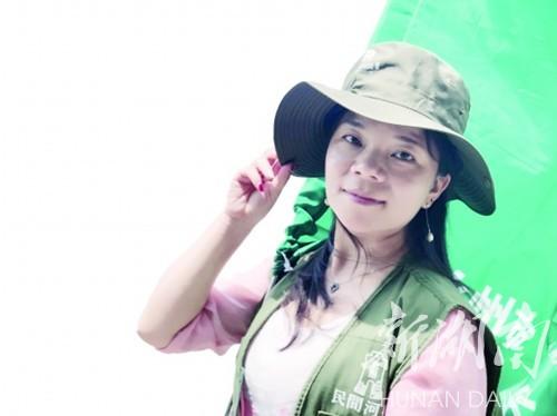 关注|【湖南日报】廖芬: 不辞辛苦护湘江 新湖南www.hunanabc.com