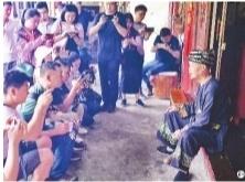 记者再走长征路丨一盏马灯 新湖南www.hunanabc.com