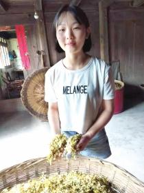乡村女孩想成为出色的外交官 考上北京第二外国语学院