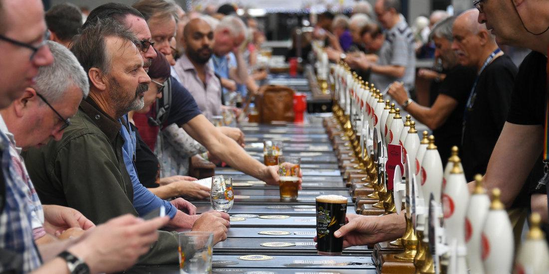 英國最大的啤酒節——大不列顛啤酒節開幕
