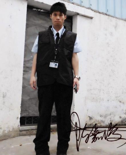 香港演员陈嘉俊将会拍摄TVB新剧《使徒行者3》