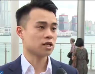 我很痛心!香港市民强烈谴责暴力乱港行径