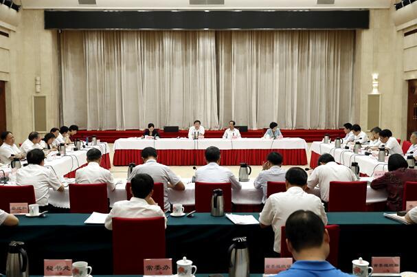 湖南省委理论学习中心组(扩大)举行第二十三次集体学习