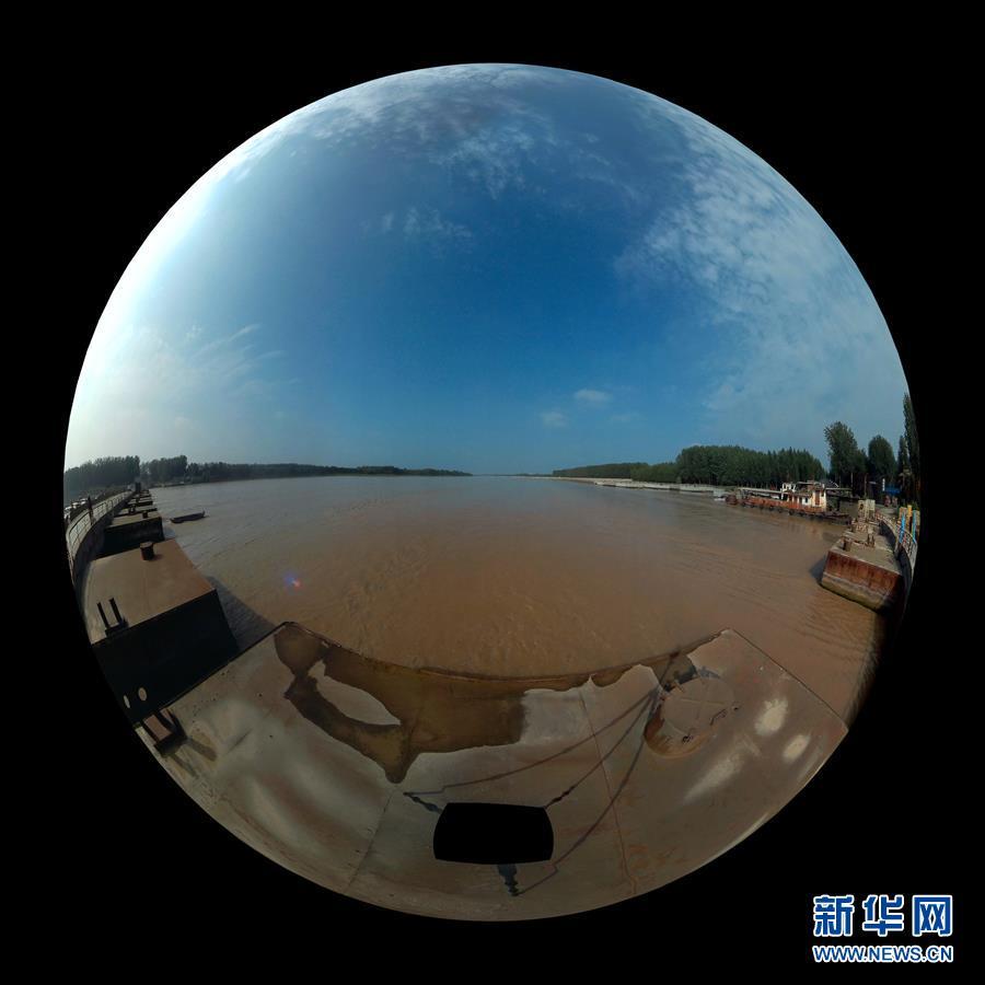 (图文互动)(8)大河奔流书写绿色发展画卷——黄河连续20年不断流启示