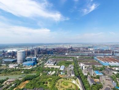 岁月留痕 大地印记丨湘钢:崛起于毛主席家乡的现代化钢城