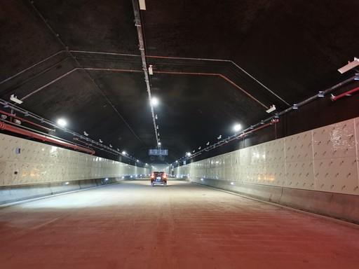 衡阳:合江套湘江隧道完成主体结构混凝土施工