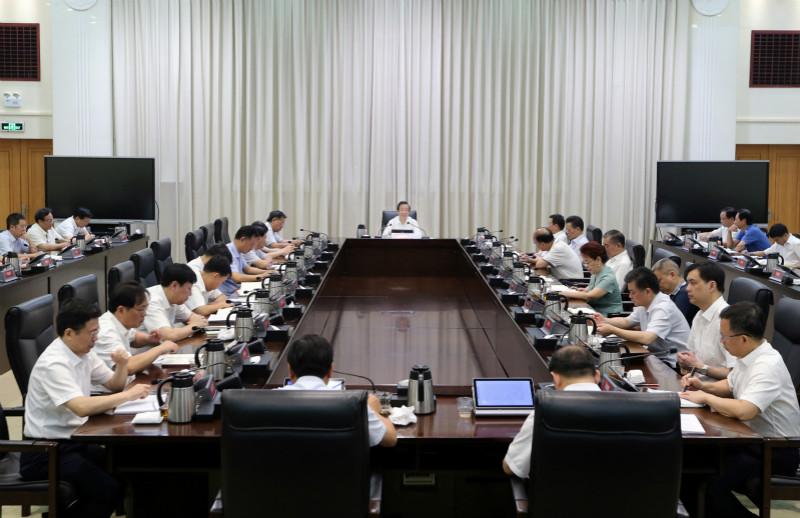 许达哲:让习近平生态文明思想在湖湘大地开花结果