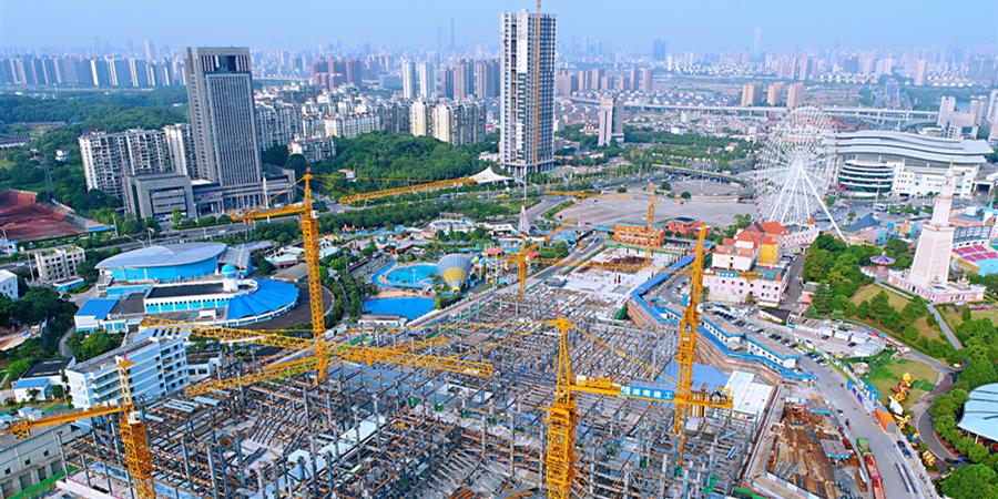 湖南广电节目生产基地建设正酣
