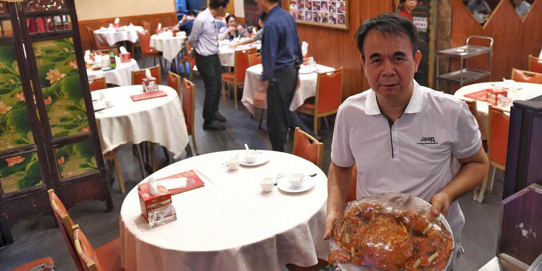 八月里的寒意――香港餐饮业扫描
