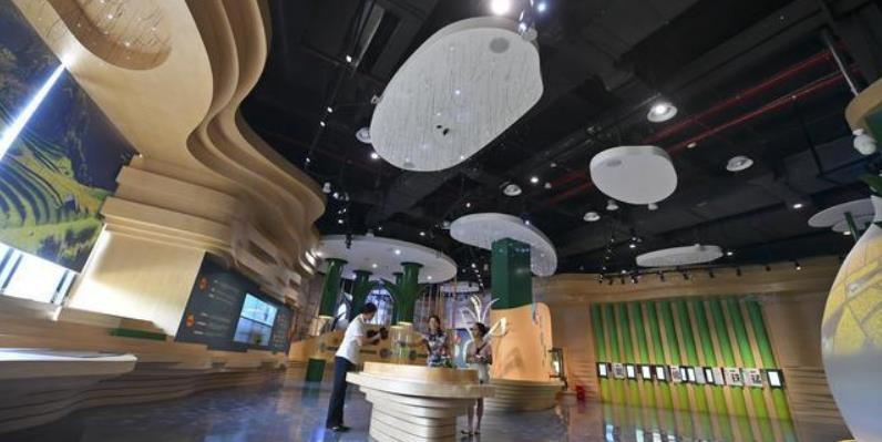 隆平水稻博物馆月底正式开馆,记者提前探访