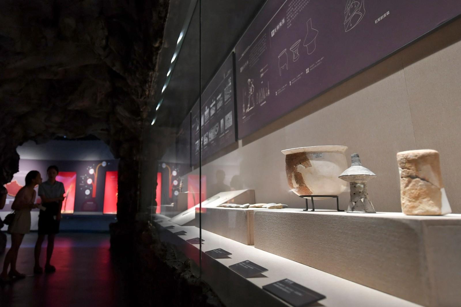 700多件展品全方位展示农耕文化。 长沙晚报全媒体记者 王志伟 摄