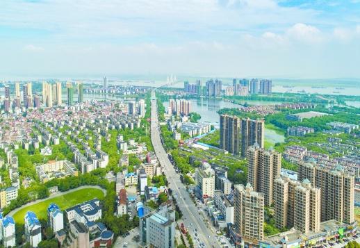 【�邀�70年・�^斗新�r代――湖南�l展成就巡�Y・市