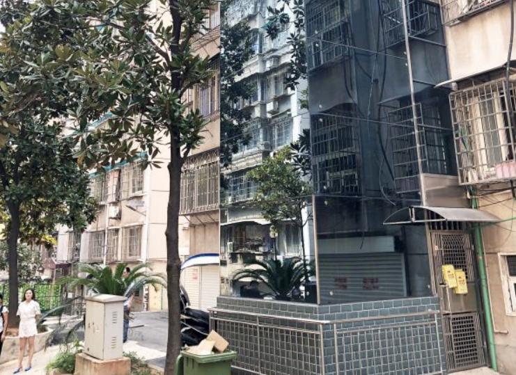 园丁小区将成全市首个电梯全覆盖老旧小区
