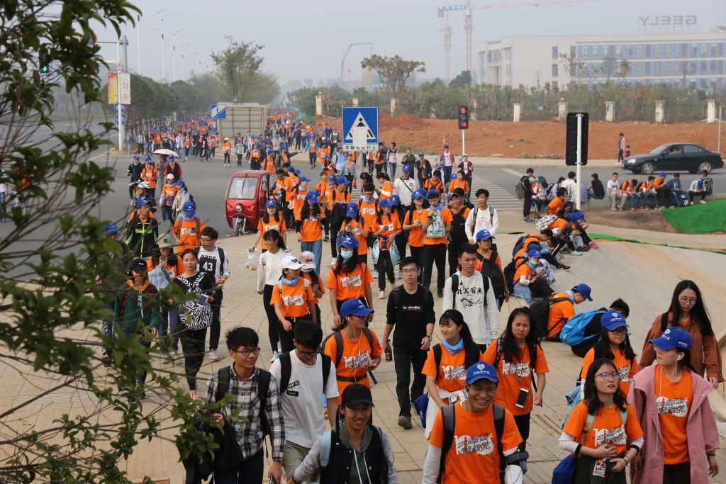 2018湖南(秋季)百公里报名第一天 | 谁的青春不热血