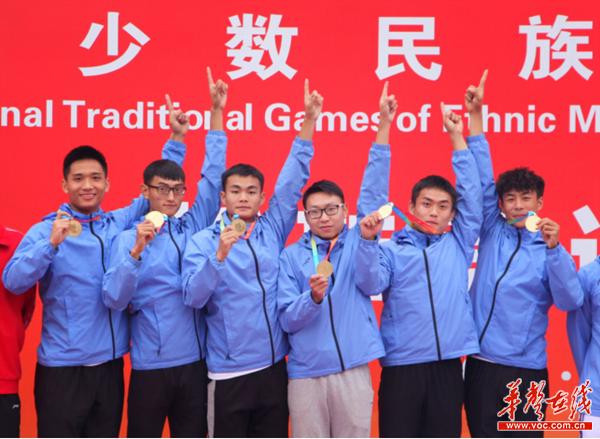 【精彩图集】湖南代表团第三比赛日