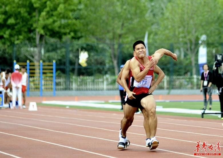 【精彩图集】湖南代表团第四比赛日