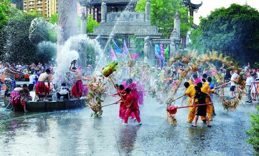 【壮丽70年·奋斗新时代——湖南发展成就巡礼·市州篇】张家界:旅游名城惊世界
