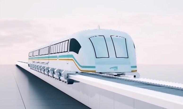 """时速600公里!""""株洲造""""高速磁浮列车牵引动力系统发布"""