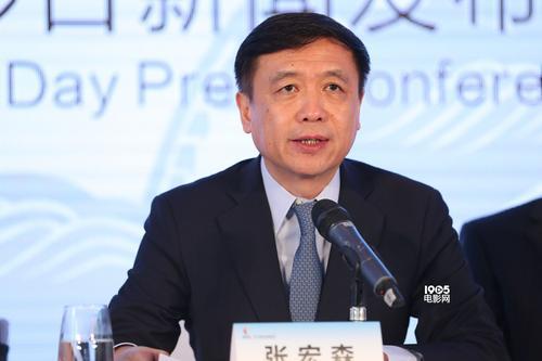 广电总局副局长张宏森任湖南省委常委、宣传部部长