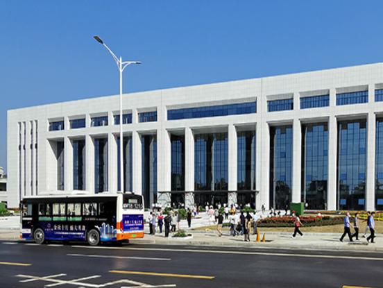 永州市民服务中心正式启用