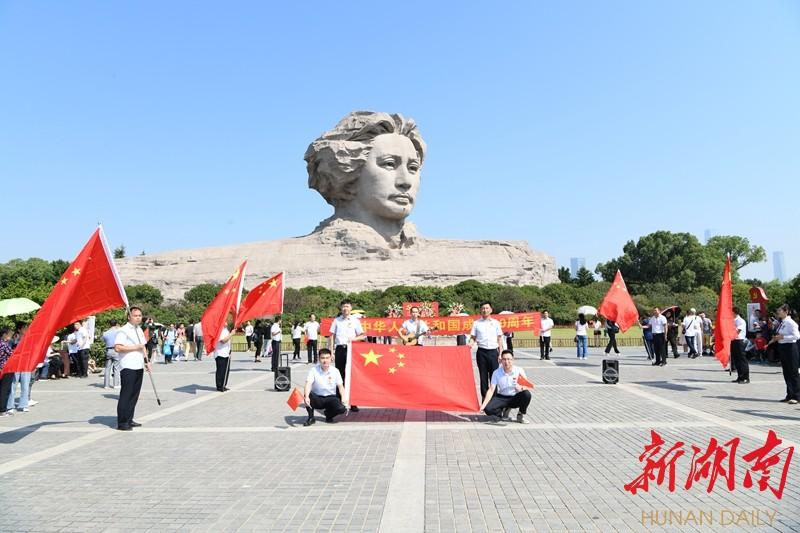 国庆首日湖南文游揽金破亿 红色经典线路受热捧