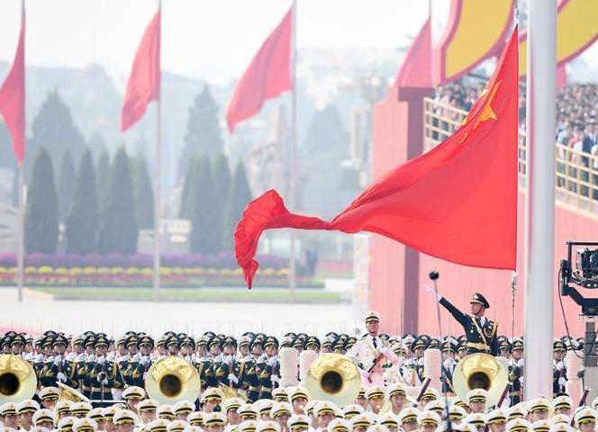 庆祝中华人民共和国成立70周年大会在湖南引起热烈反响