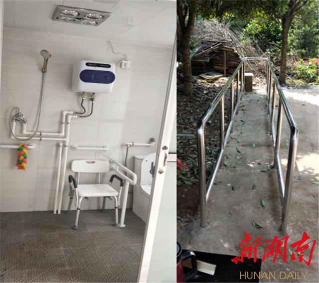 长沙市家庭无障碍改造惠及5000余名残疾人
