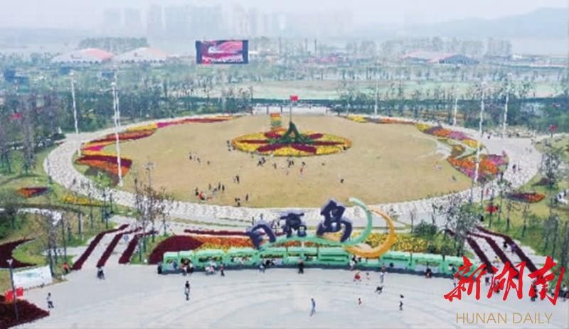 长沙月亮岛,休闲健身好去处 新湖南www.hunanabc.com