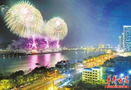 国庆7天湖南文旅消费416.98亿元