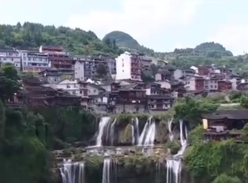 永顺芙蓉镇:游客数量迎来井喷