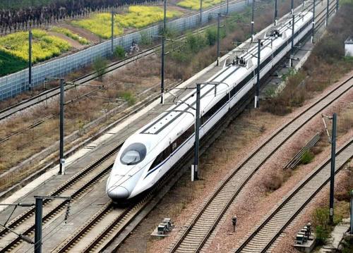 湘桂铁路永州扩能工程进展顺利
