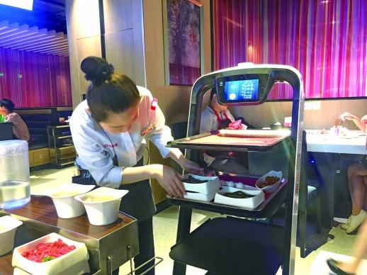 机器人餐厅退热,智萌不敌人情味?