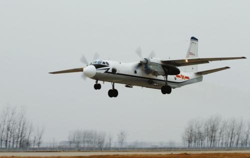 视频 | 湖南今年首次开展飞机人工增雨作业