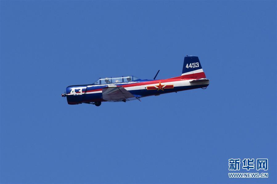 (军运会)(4)空军五项——飞行比赛:中国队夺冠